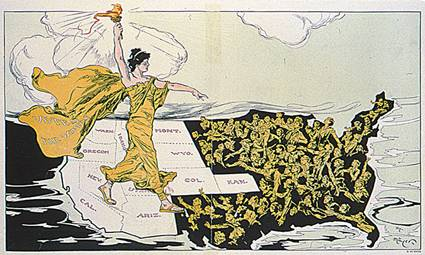 19th c. suffrage