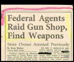 FBI Gun Raid