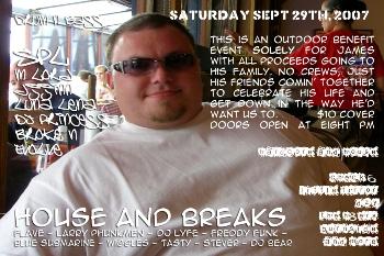 Jays Fundraiser 9-07