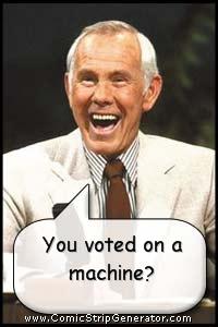 JCarson Vote