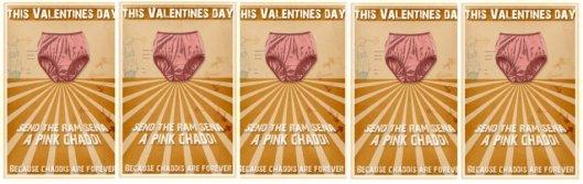 pink chaddi campaign
