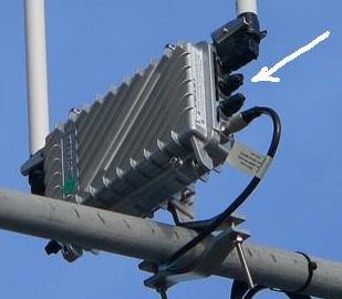 spygear on streetlamp knobs CROPD
