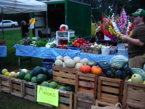 Market Day for SK Farms (Paul Griepentrog, Wisconsin)