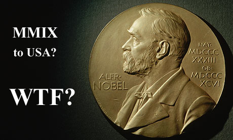 Nobel-Peace-Prize MMIX WTF